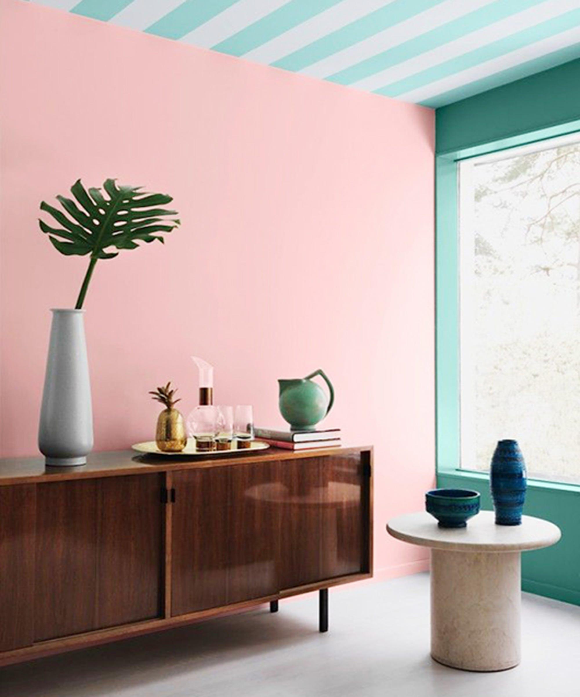 Pastelltöne für die Wohnung: So wirken sie stilvoll