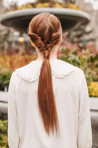 A Vintage Hairstyle You'll Want To Wear NOW