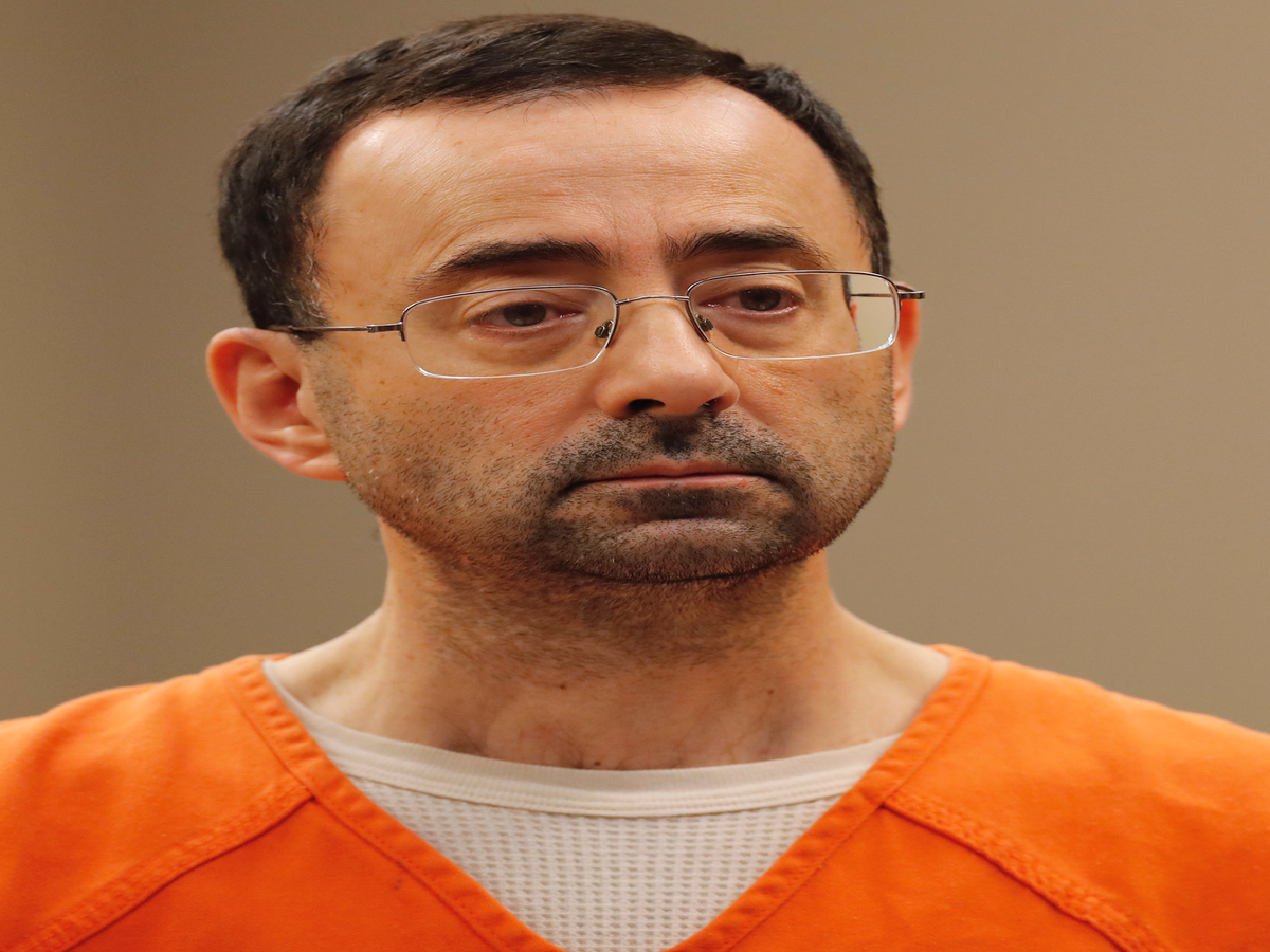 USA Gymnastics Doctor Pleads Guilty To Multiple Counts Of Sexual Assault
