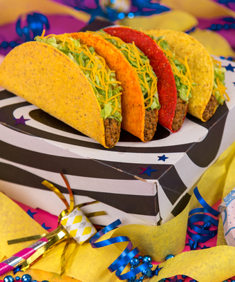 National Taco Day Gift Sets Are Coming To Taco Bell This Week