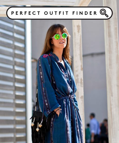 Perfect Pairings: 5 Sunnies For 5 Outfits