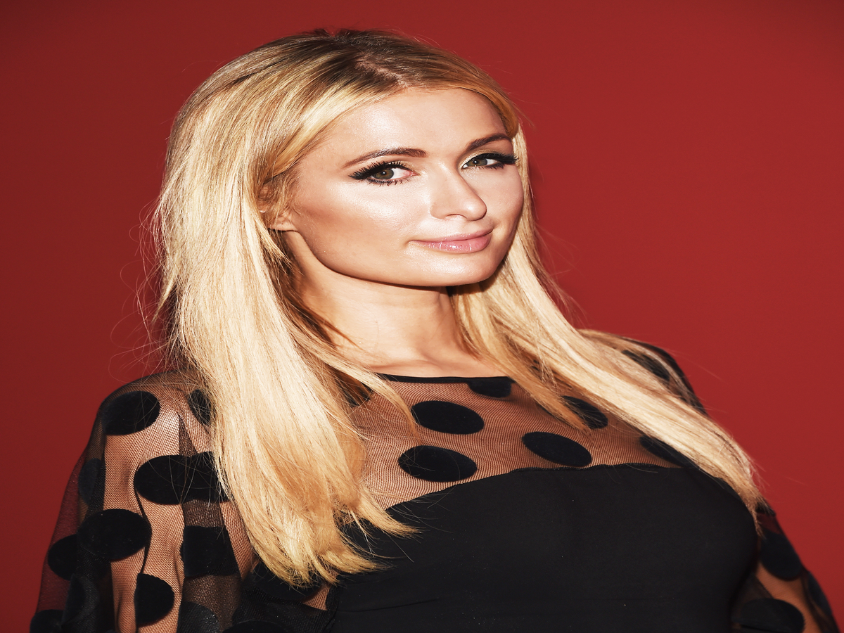 Paris Hilton Wants You To Smell Like Rosé, Because Of Course