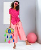 The Anti-Princessy Way To Wear Pink
