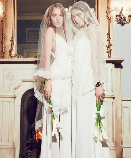 the indie bride to bes guide to dress shopping in nyc