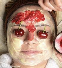 Facial-open