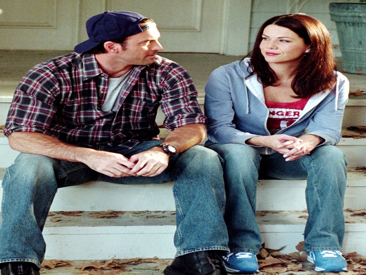This Is Scott Patterson s Favorite Gilmore Girls Memory