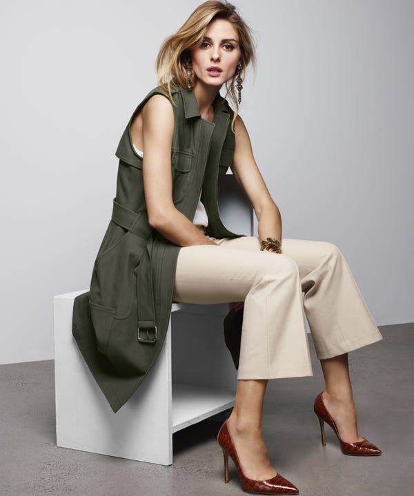 You, Too, Can Dress Like Olivia Palermo (& It Won't Break The Bank)