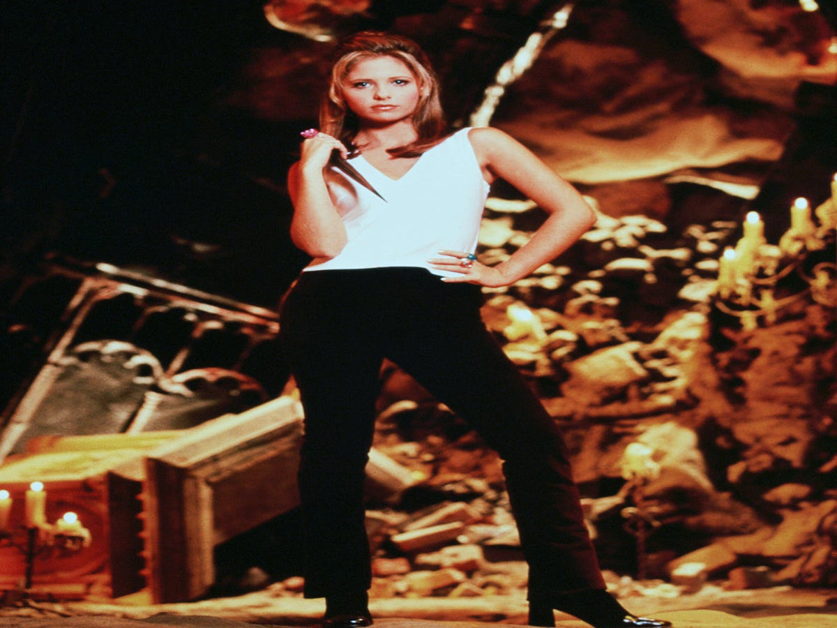 Why We Need Buffy To Keep Slaying In The Age Of Trump