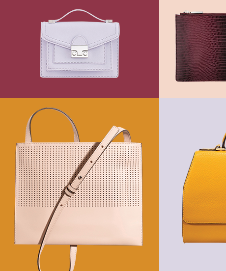 Carry The Rainbow Handbag Color Trends You Need To Know