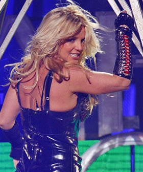 Britney Spears GMA cover shoot