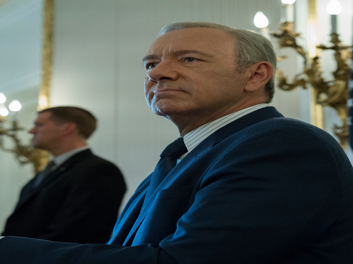 President Obama's Photographer Is Now Taking Pictures Of President Underwood