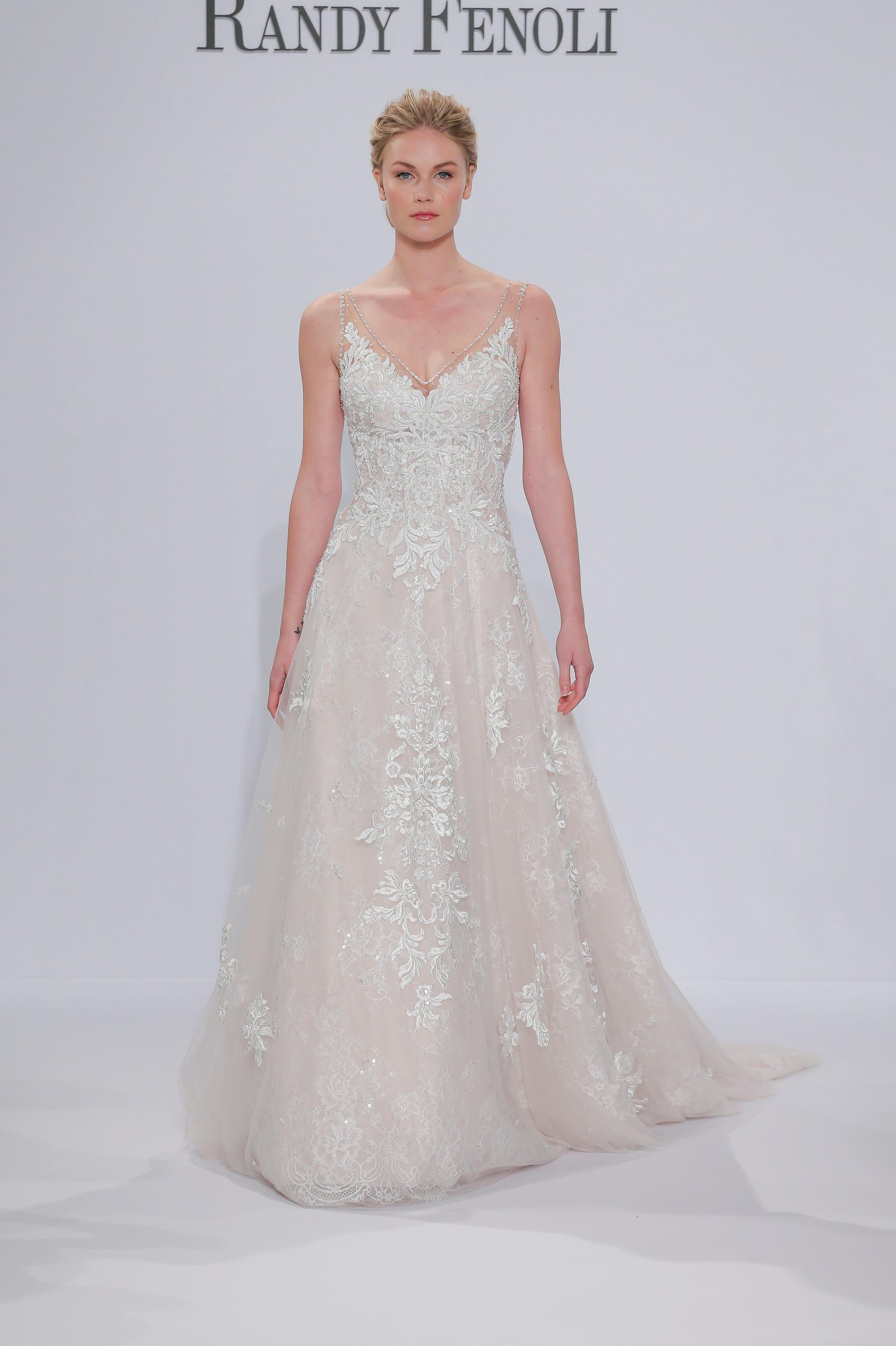 say yes to the dress randy fenoli bridal line dillards wedding dress