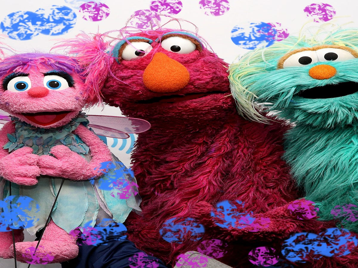 This New Muppet Promotes Gender Equality | News Site