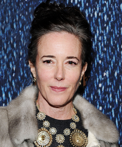 Designer Kate Spade Is So Committed To Her New Brand, She Changed Her Name