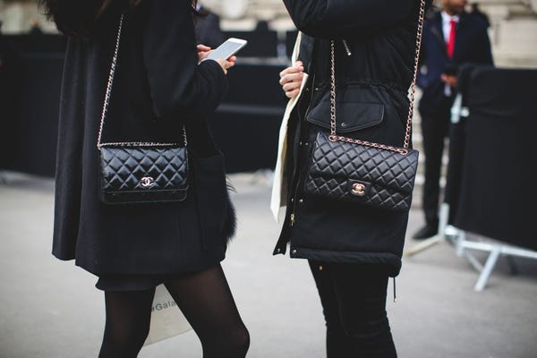 What The Street Style Stars Wore To Chanel's #FrontRowOnly Show