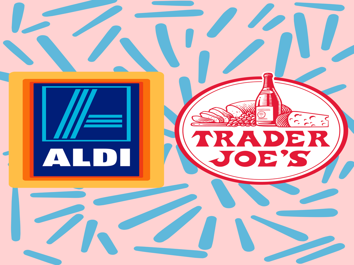 We Compared Aldi & Trader Joe's Prices To See Which Store Is Cheaper