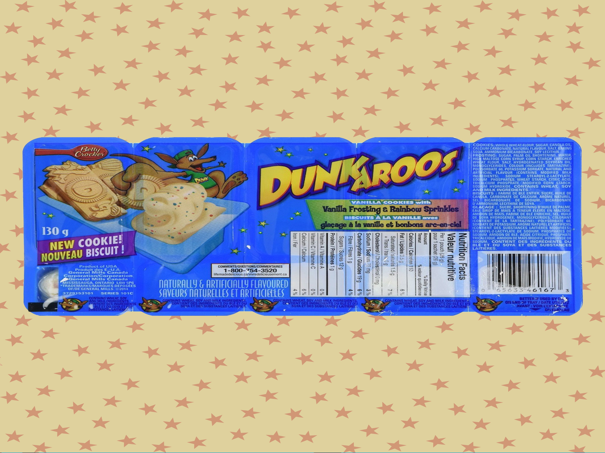 Dunkaroos Are Making A Comeback — Kind Of Illegally