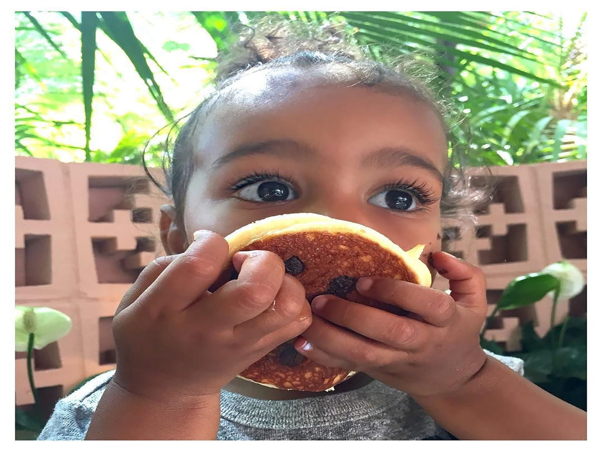 I Ate Like A Celebrity Baby — & Here s What Happened