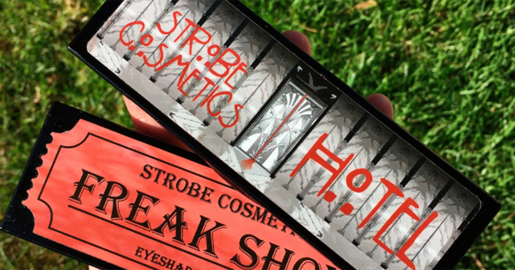 We Have Some News About Those American Horror Story Eyeshadow Palettes