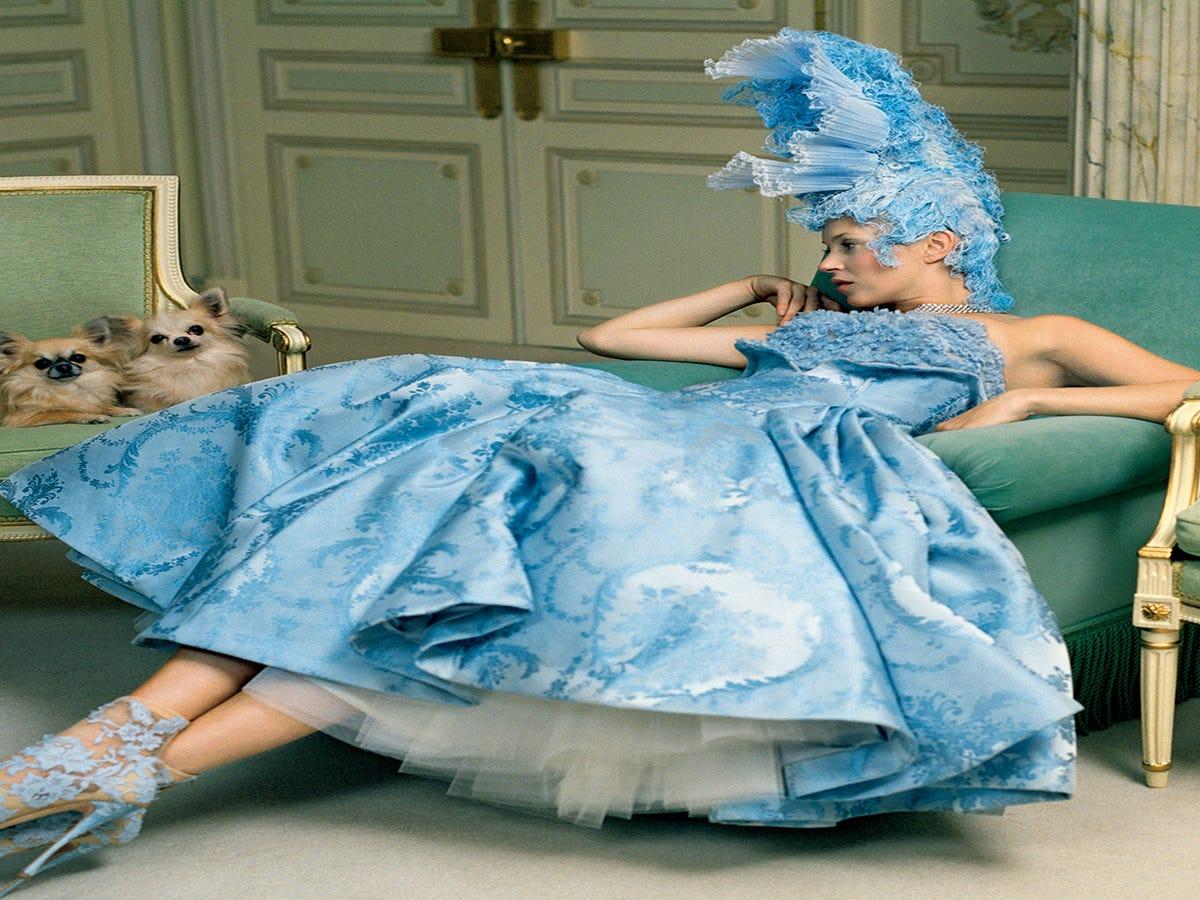 Take A Peek Inside Grace Coddington: The American Vogue Years