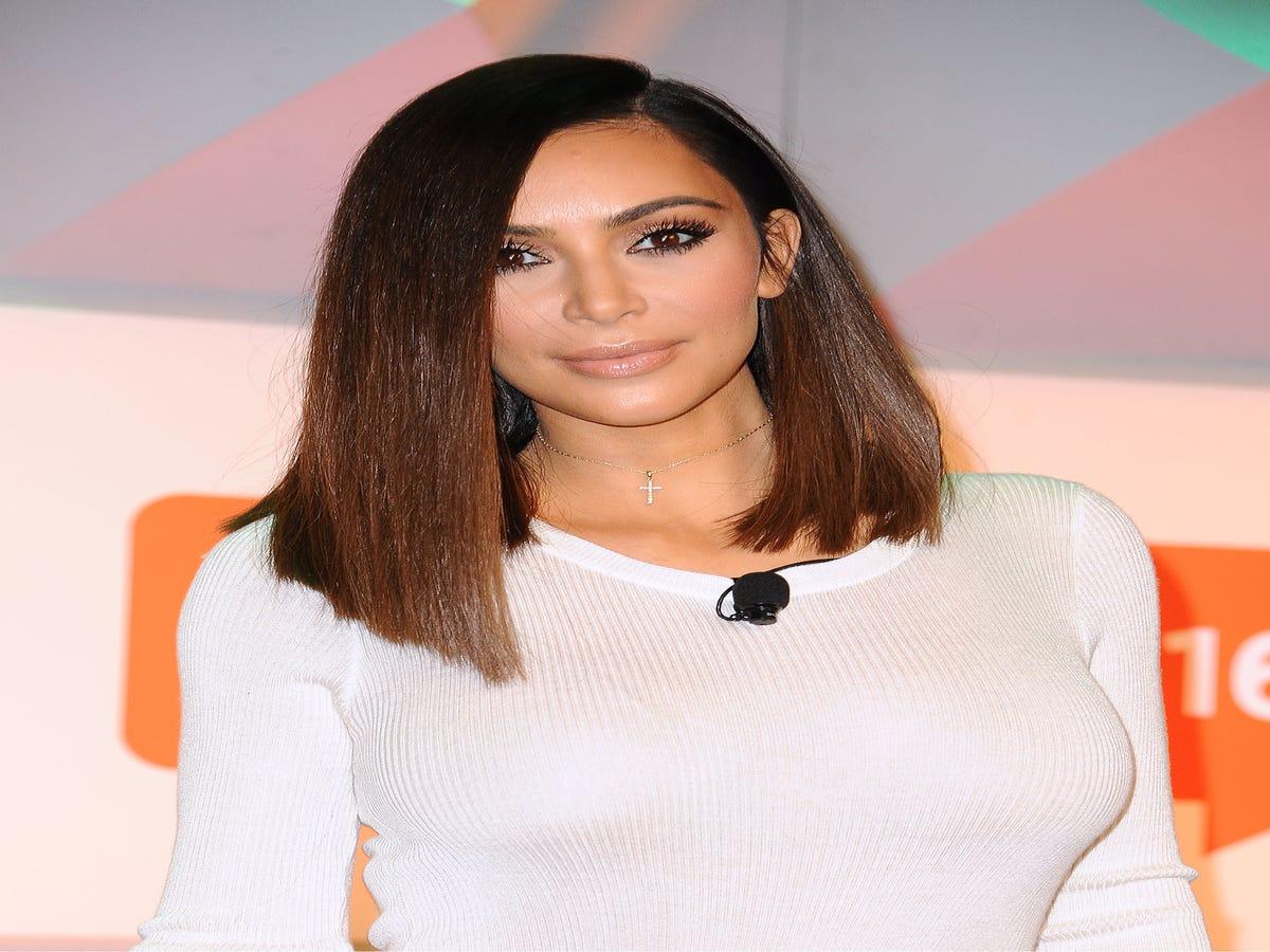Kim Kardashian Endorses Hillary Clinton