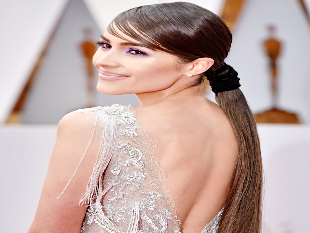 We Went Behind The Scenes With Olivia Culpo & Her Oscars Glam Squad