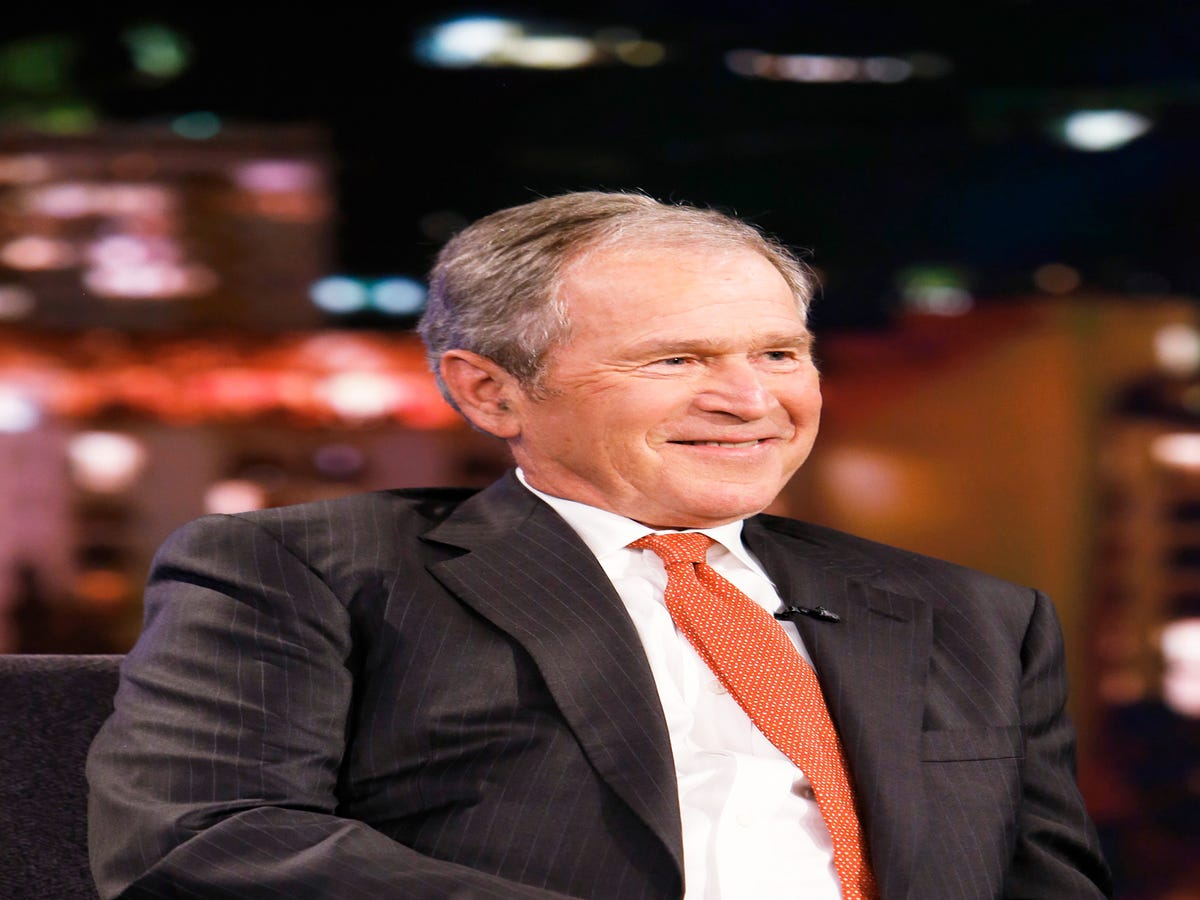 You're Not Going To Believe Who Hollywood Just Cast As George W. Bush