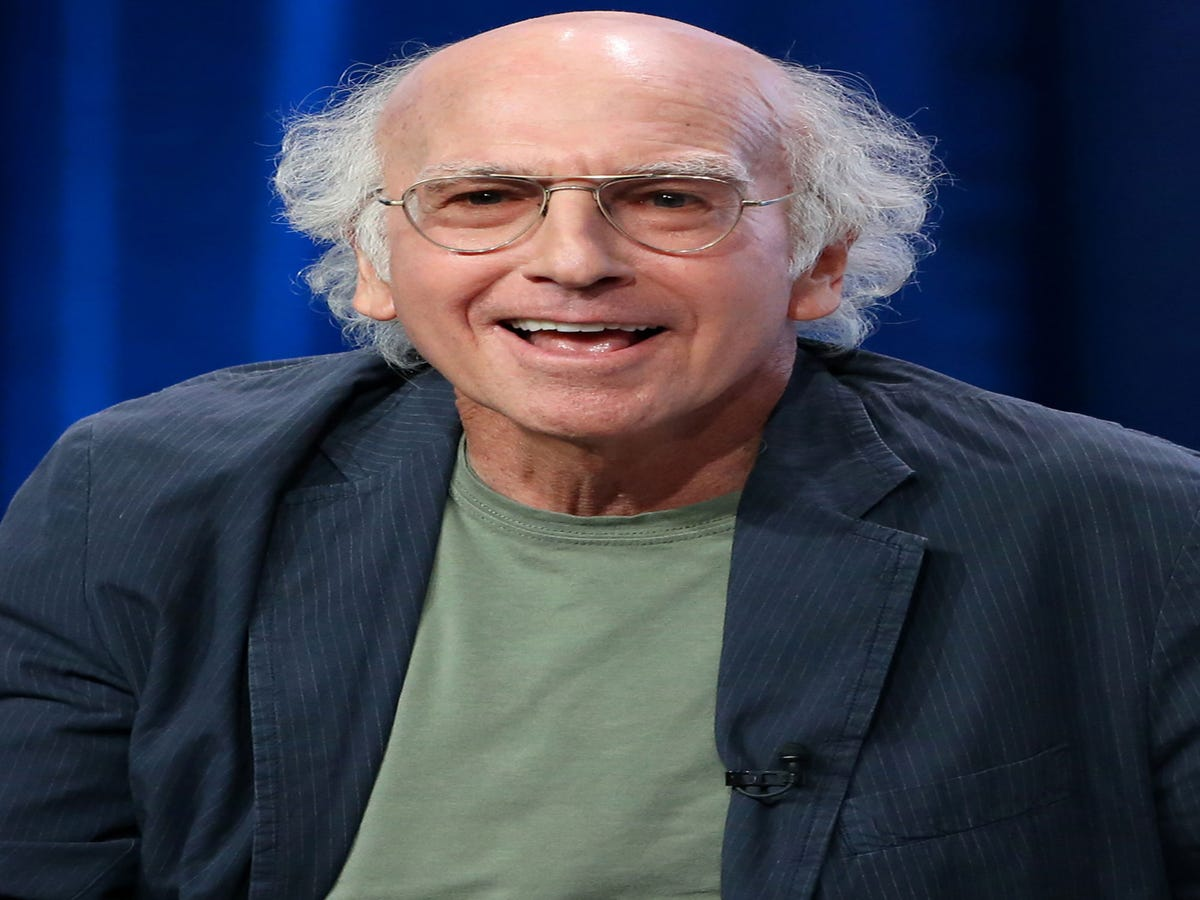 Larry David Just Made Our Wildest Dreams Come True: He & Bernie Sanders Are Related