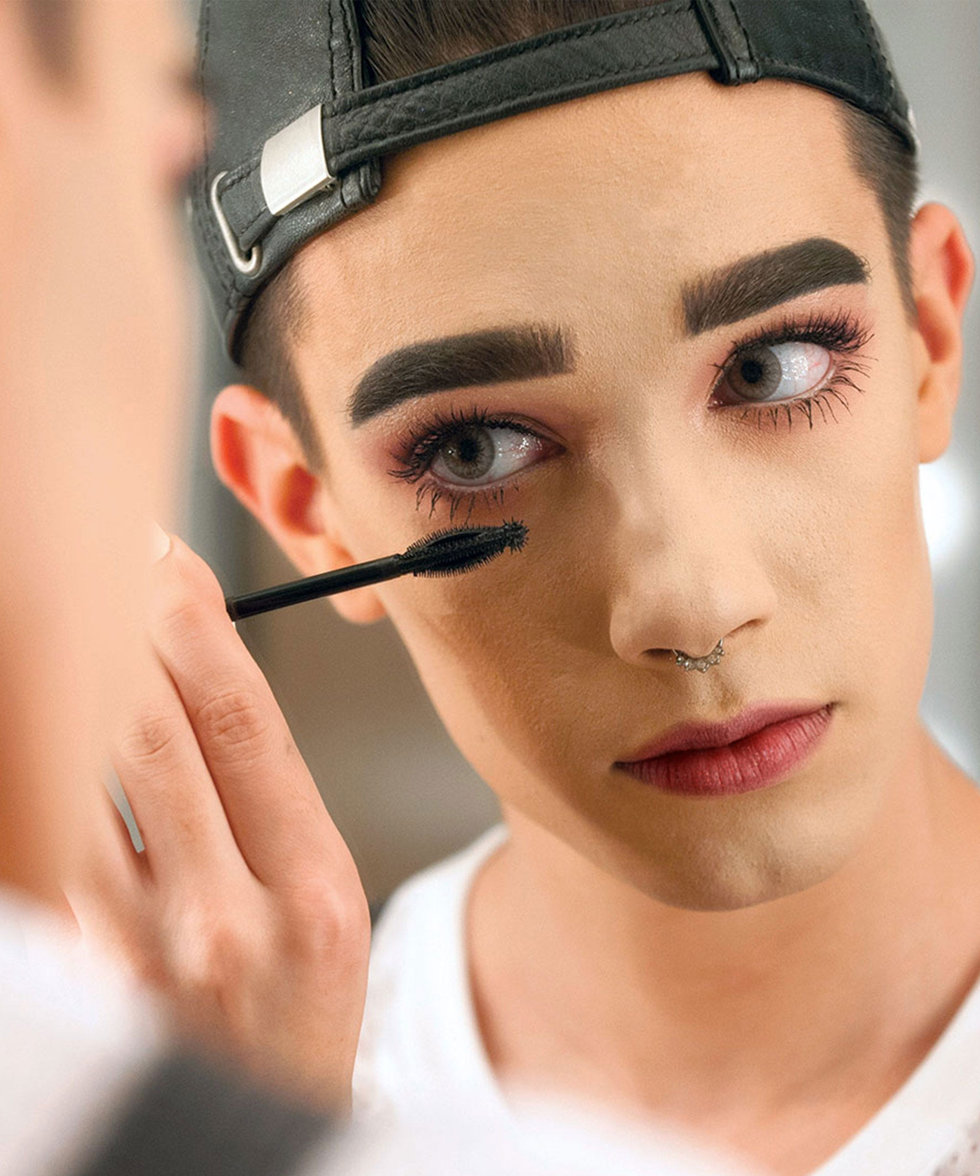 Covergirl new male face teen makeup artist instagram ccuart Image collections