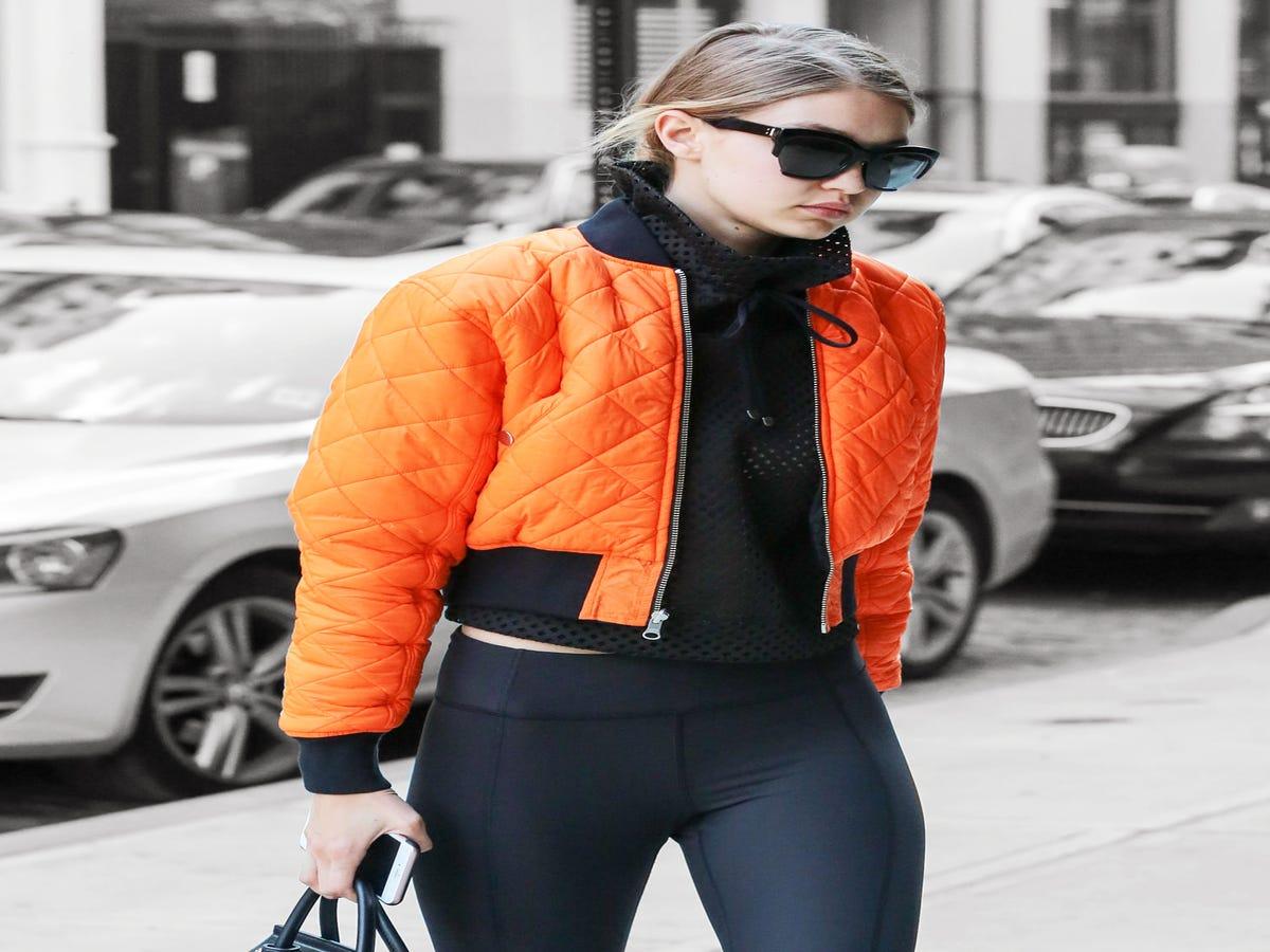 ICYMI: Gigi Hadid s Athleisure Game Is Still Untouchable