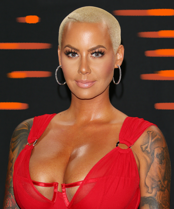 Pussy S Amber Rose