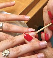 nail salon opener