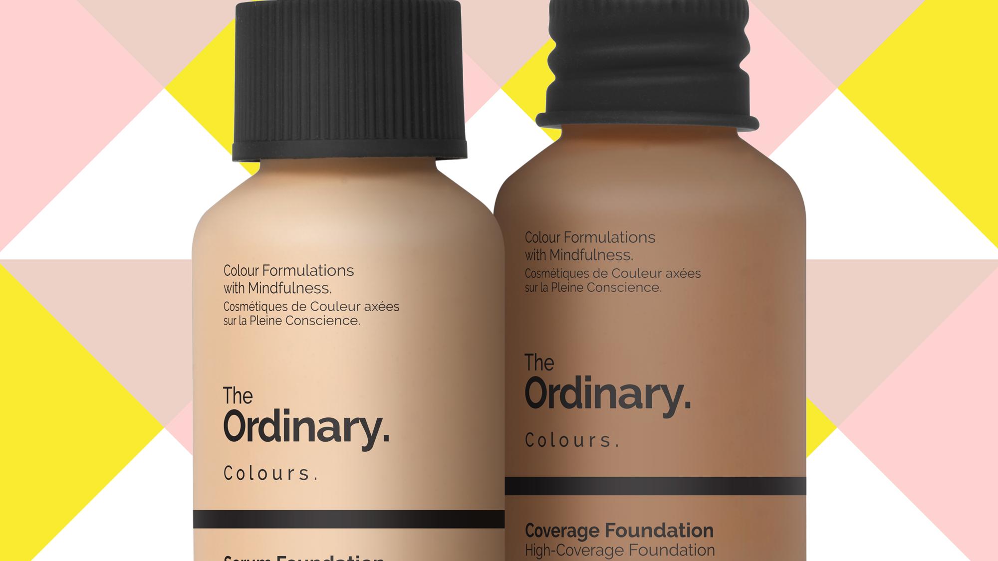 Colour care foundation - Colour Care Foundation 70