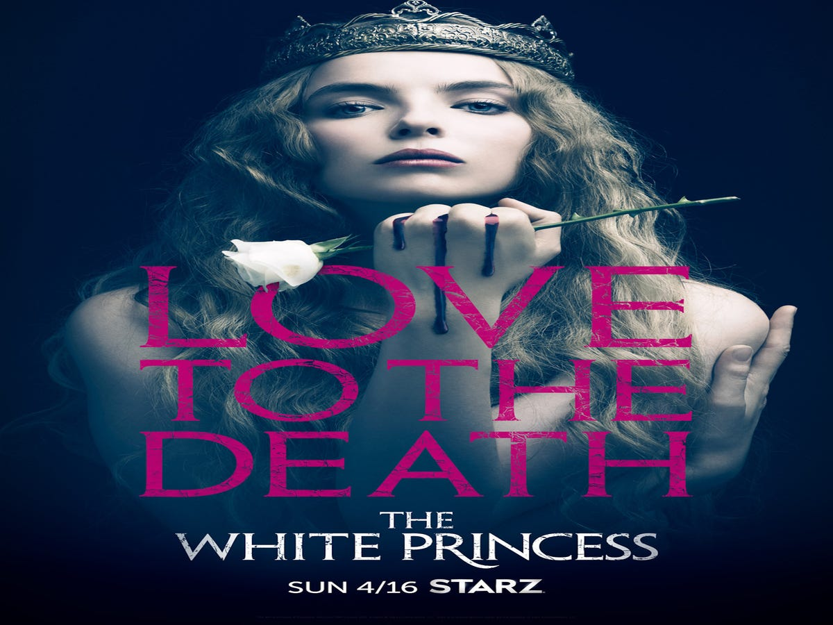 The White Princess Is All About Love, Power & Royal Intrigue