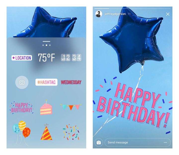 Instagram Stories reveals interesting insights on its first anniversary