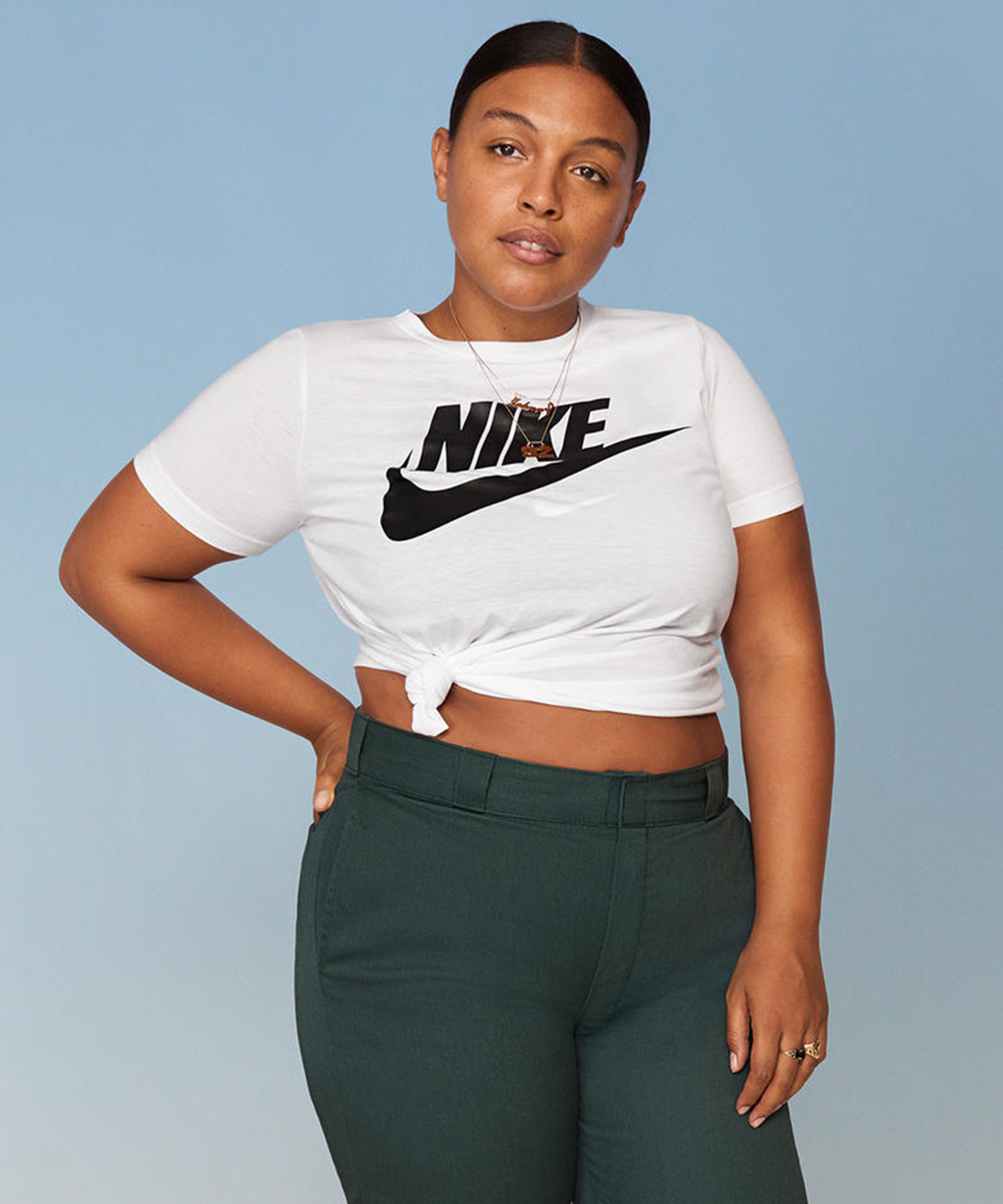 Backlash Nike Plus Size Clothing Line Workout Clothes