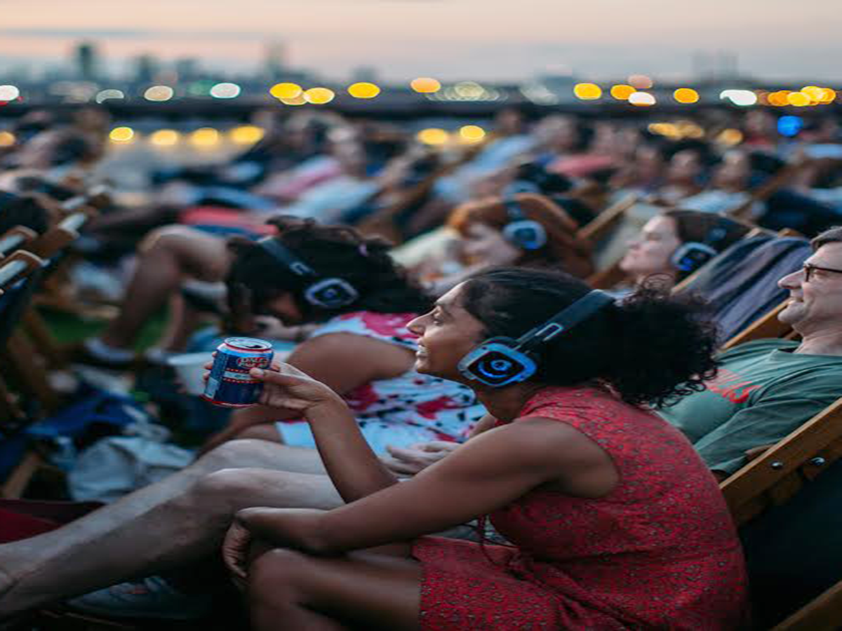We'll Be Spending Our Summer Nights With Rooftop Cinema Club—Here's Why