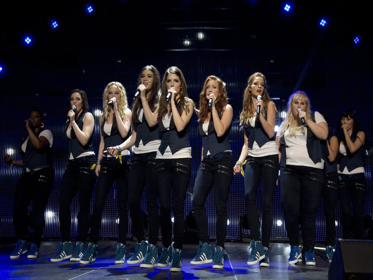 Pitch Perfect 3 Just Cast A Comedy Legend