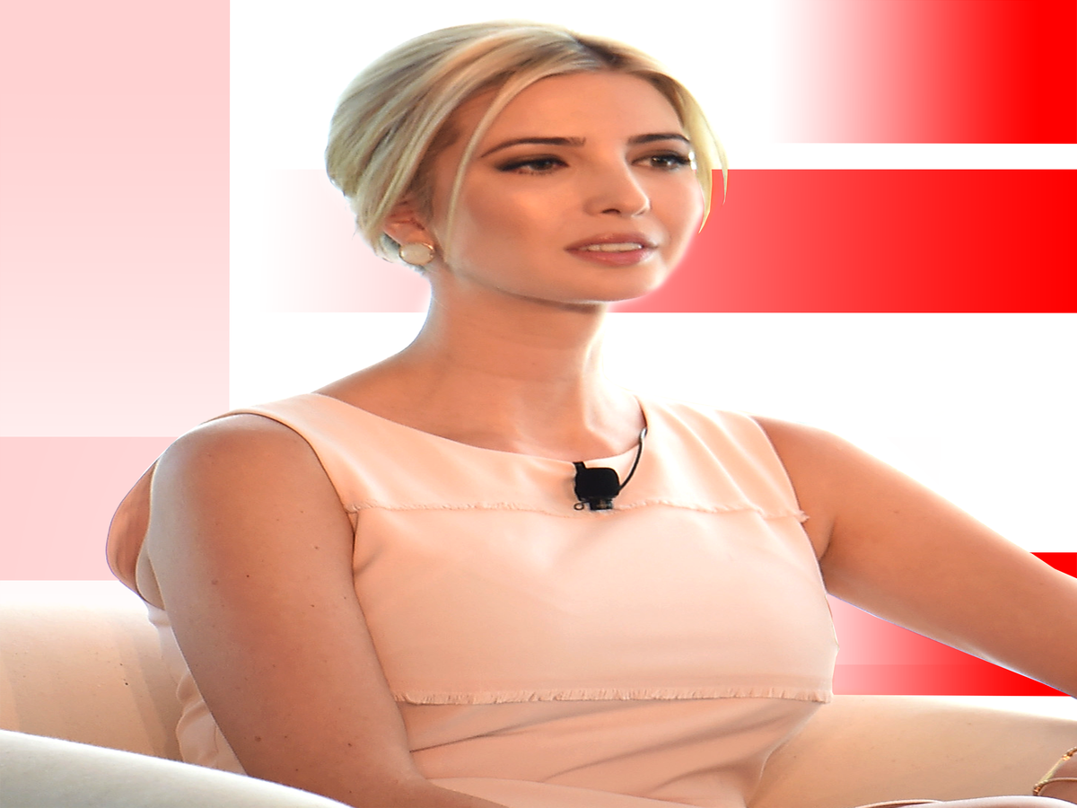 This Group Is Recycling Ivanka Trump Clothing Into Millennial Pink Jumpsuits