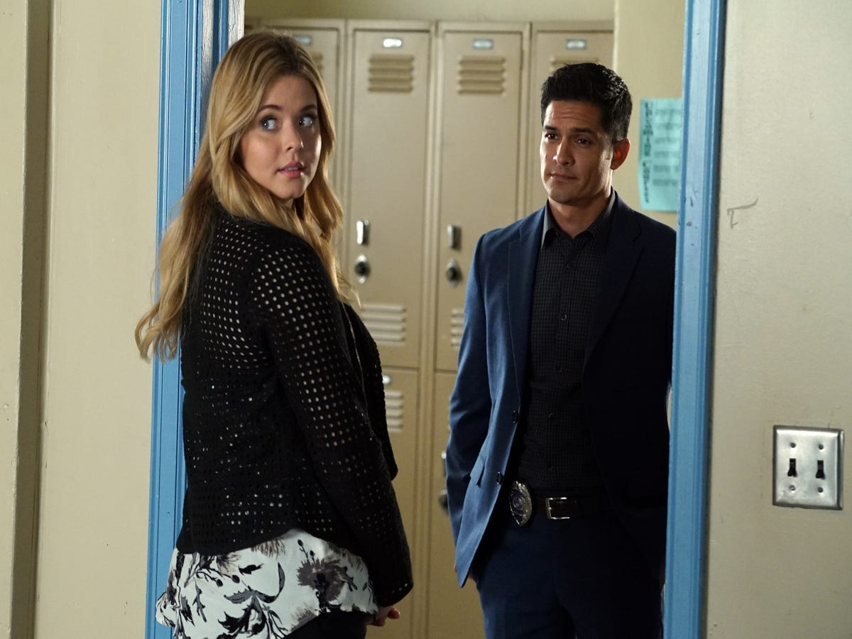 Pretty Little Liars Season 7, Episode 14 Recap:  Power Play