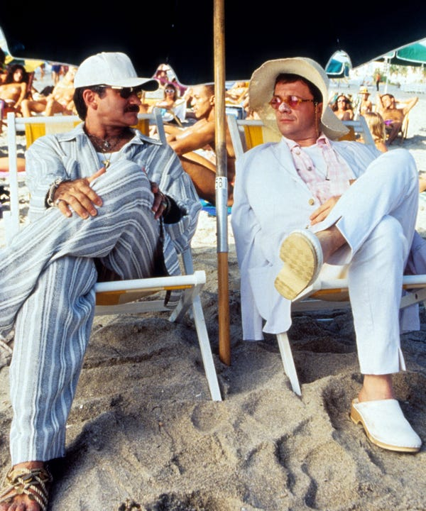 How Much Has Changed Since  The Birdcage  Came Out?