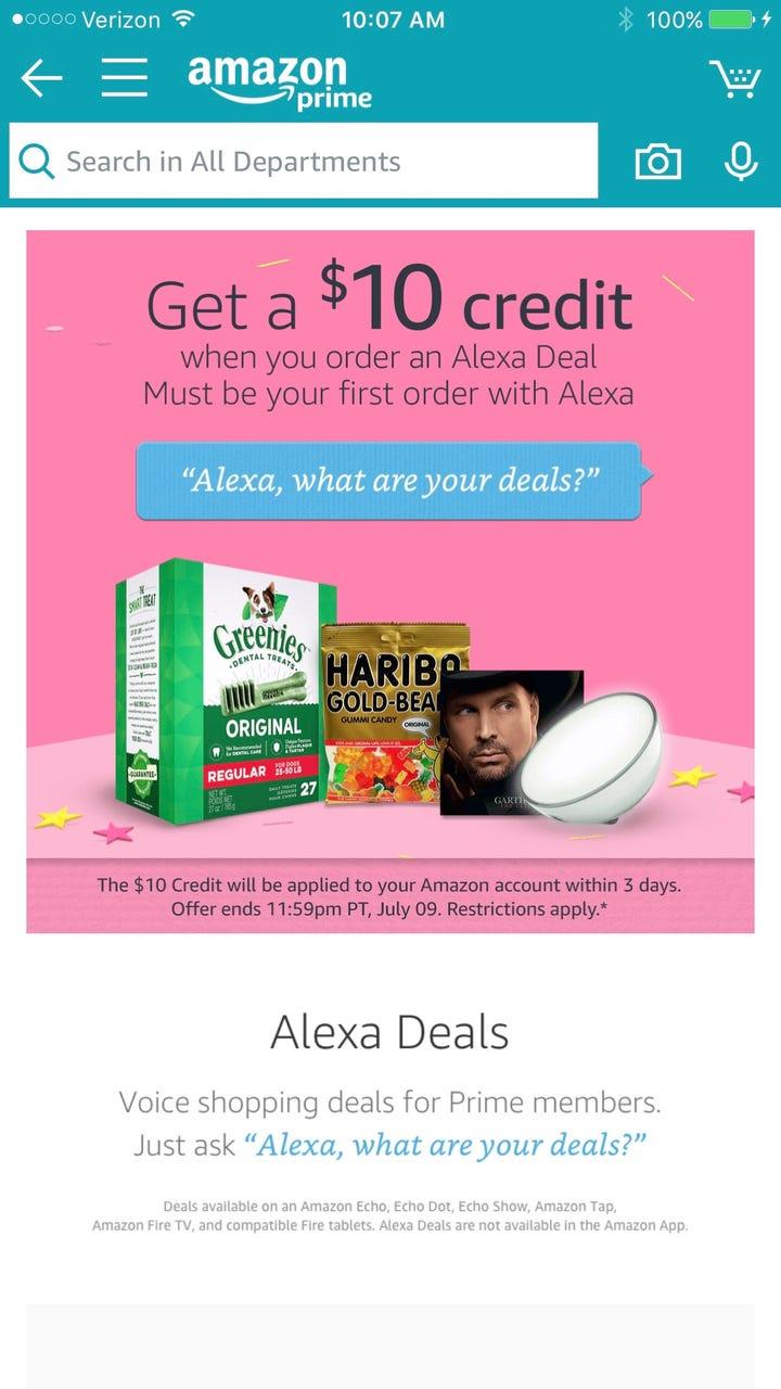 Talk To Alexa
