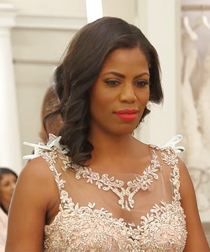 Say Yes To The Dress Season 15 Omarosa Manigault