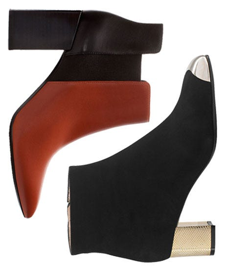 The 16 Ankle Boots You'll Live In This Fall
