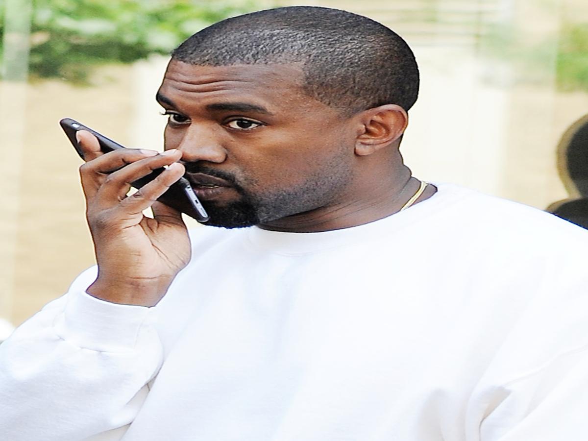In Loving Memory: Kanye West s Phone