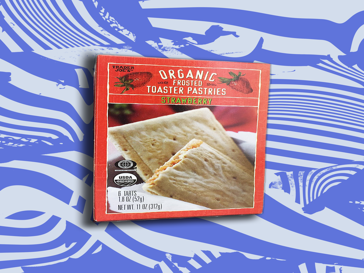 Drop Everything! Trader Joe's Now Has Brown Sugar & Cinnamon Toaster Pastries