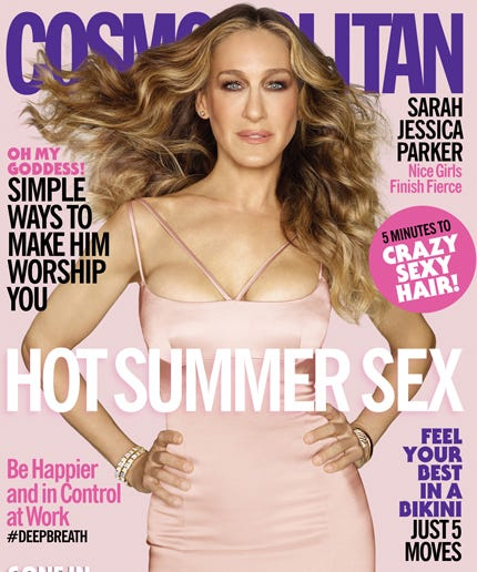 Cosmopolitan Will Be Treated Like Porn At Some Stores