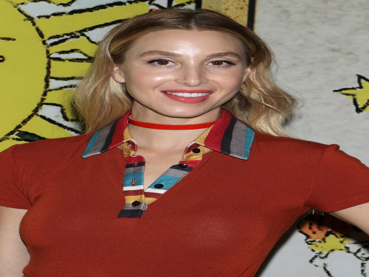 """Whitney Port Thinks It's """"Wild"""" That Everyone From The Hills Is Pregnant"""