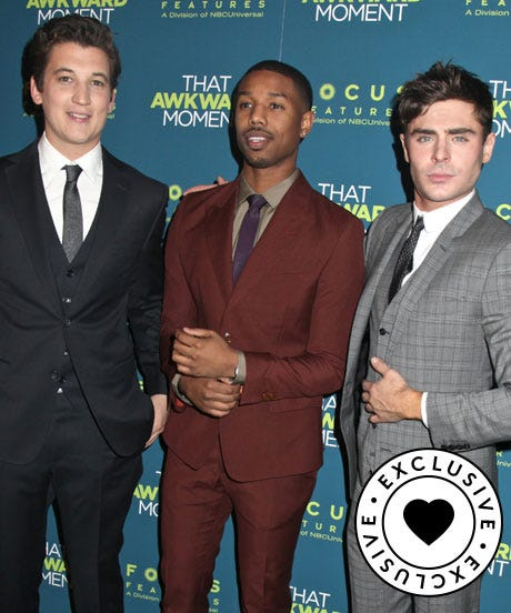 Dating Advice From Hollywood's Hottest Guys