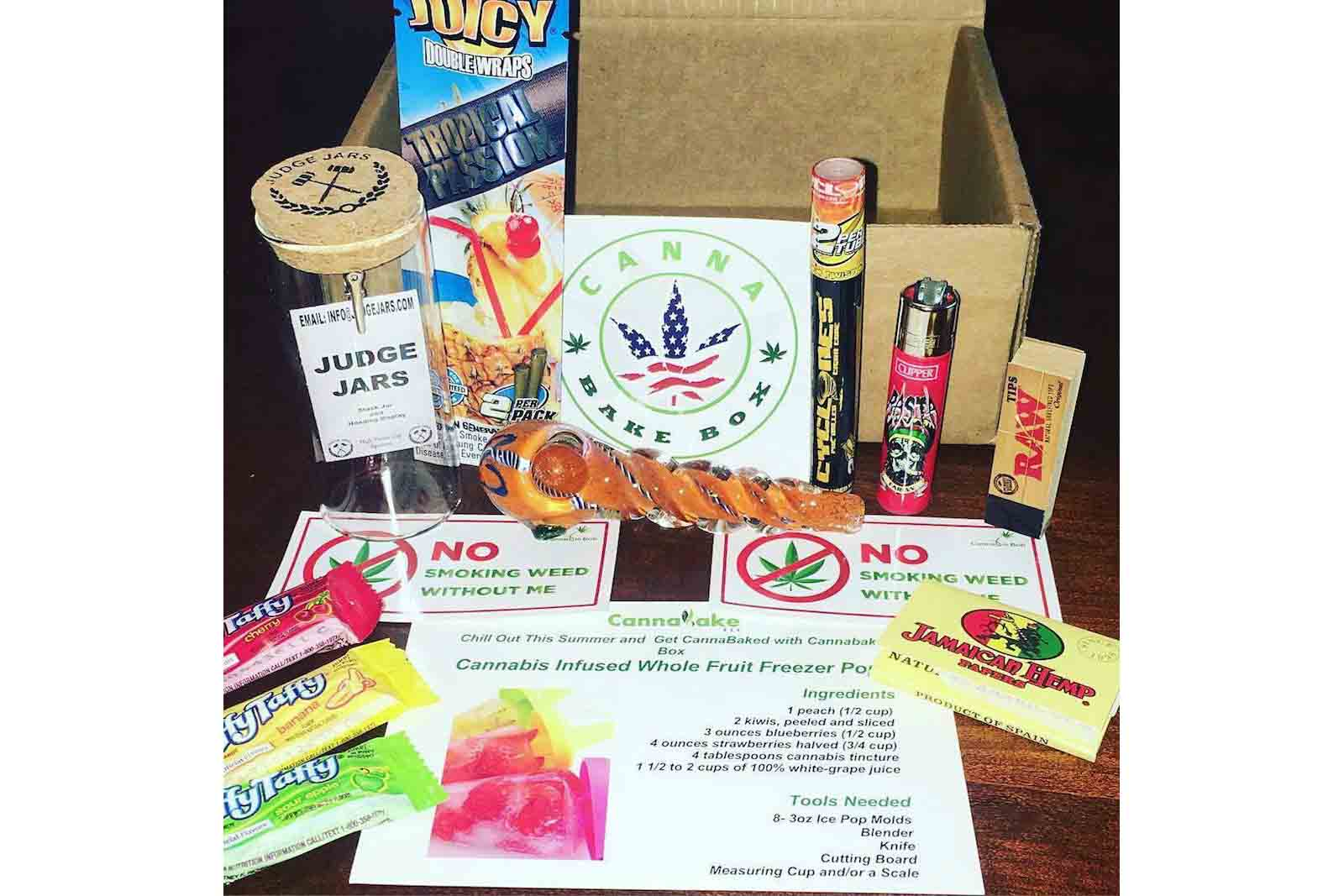 how to get free weed samples online